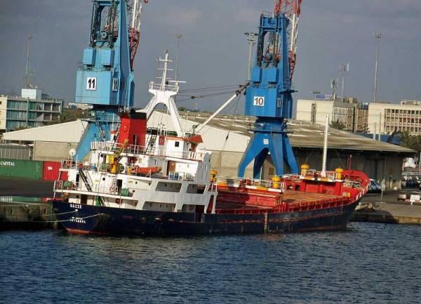 Gazze Freighter Impounded, Ashdod, Israel, Jerusalem Tour