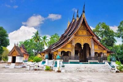 Golden City Temple, Wat Xieng Thong, Visit Luang Prabang
