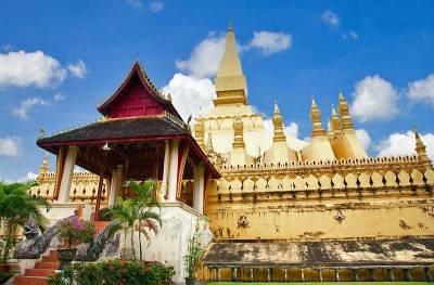 Golden Temple, Visit Vientiane