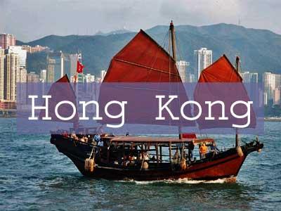 Hong Kong Title Page