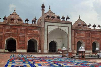 Jami Masjid Mosque, Visit Agra