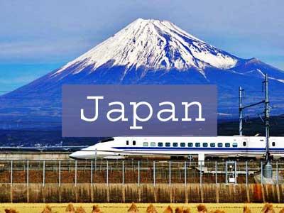 Japan Title Page