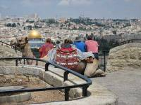 Jerusalem from the Mount of Olives, Jerusalem Tour