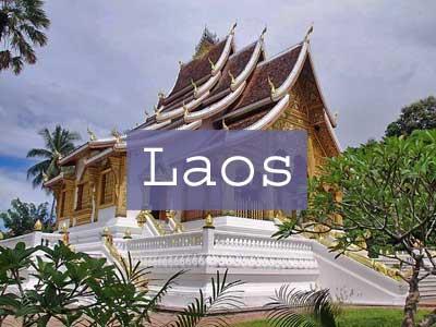 Laos Title Page