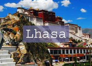 Lhasa Title Page