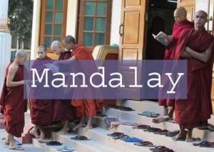 Mandalay Title Page