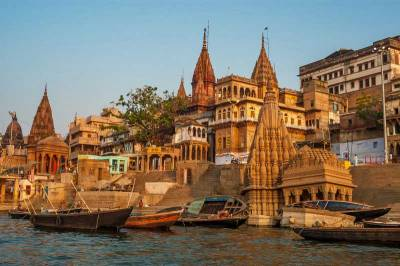 Manikarnika Ghat, Ganges River, Visit Varanasi