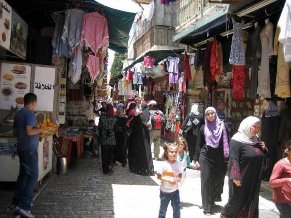 Muslim Quarter, Jerusalem Tour