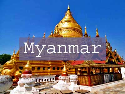 Myanmar Title Page