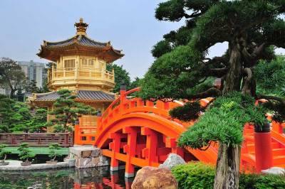 Nan Lian Garden, Visit Hong Kong