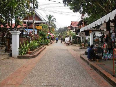 Open Sewers, Visit Luang Prabang
