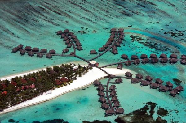 Overwater Bungalows, Visit the Maldives