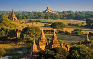 Pagodas, Plains of Bagan, Visit Myanmar