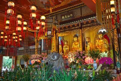Po Lin Monastery, Visit Hong Kong