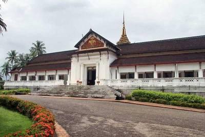 Royal Palace Museum, Visit Luang Prabang