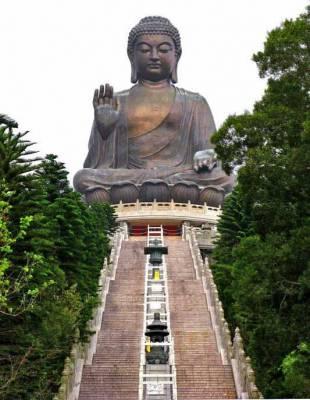 Tian Tan Buddha, Lantau Island, Visit Hong Kong
