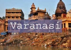 Varanasi Title Page
