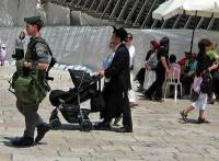 Wailing Wall Security, Visit Jerusalem