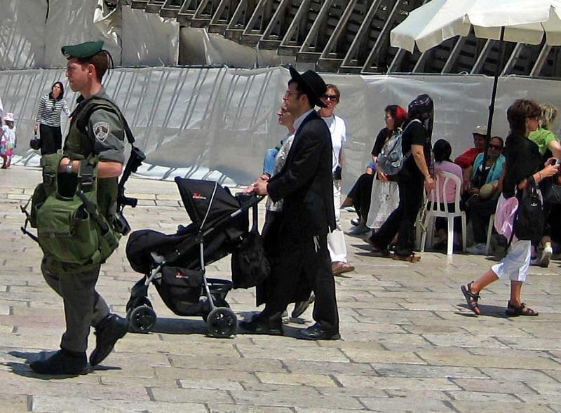 Wailing Wall Security, Visit Jerusalem