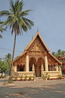 Wat Chanthaboury, Visit Vientiane