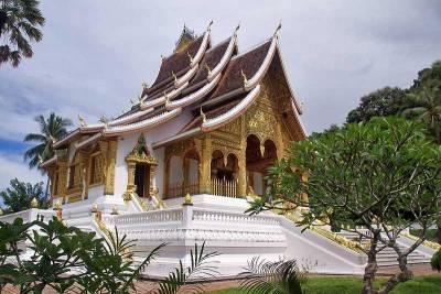 Wat Haw Pha Bang Pagoda, Visit Luang Prabang