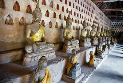 Wat Si Saket Buddhas, Visit Vientiane