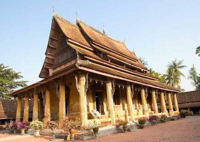 Wat Si Saket Temple, Visit Vientiane