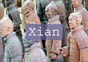 Xian Title Page