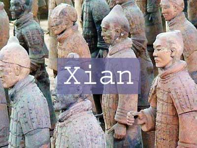 Visit Xian