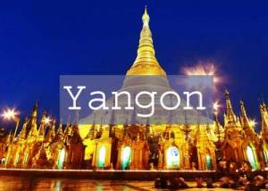 Yangon Title Page