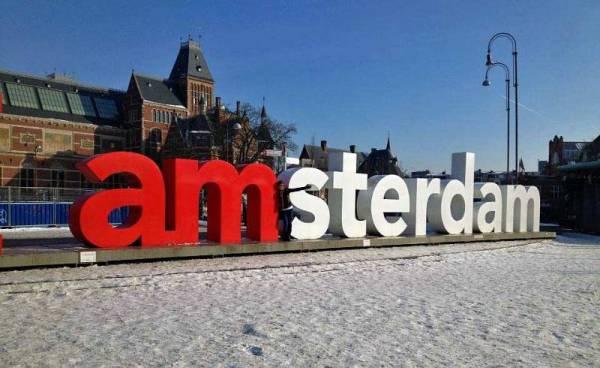 Amsterdam, Netherland, Tracie