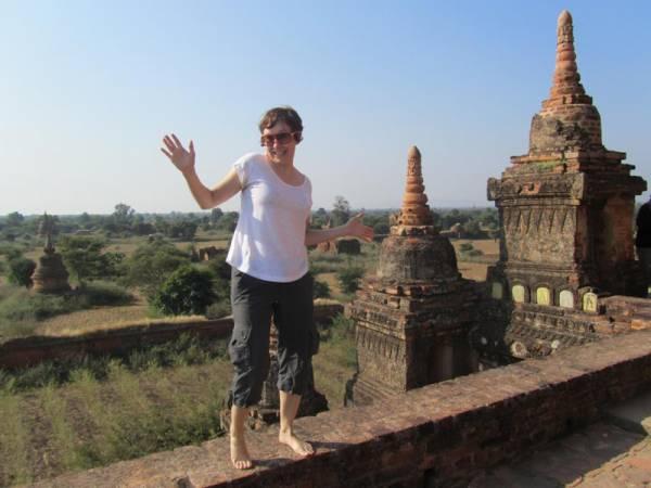 Bagan, Myanmar, Tracie
