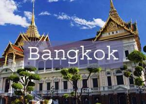 Bangkok Title Page