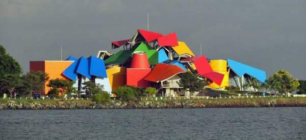 Biomuseo Panama City, Visit Panama