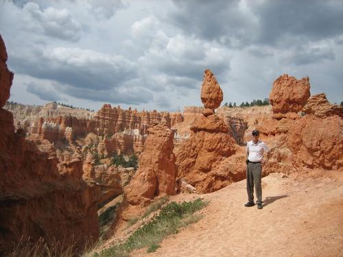 Bryce Canyon, Utah, Tim