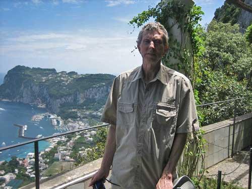 Capri, Italy, Tim