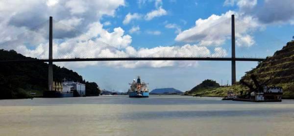 Centennial Bridge, Gaillard Cut, Panama Canal