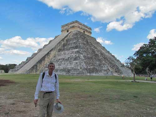 Chichen Itza, Mexico, Tim