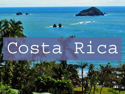 Costa Rica Title Page
