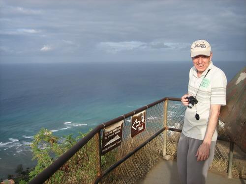 Diamond Head, Oahu, Hawaii, Tim