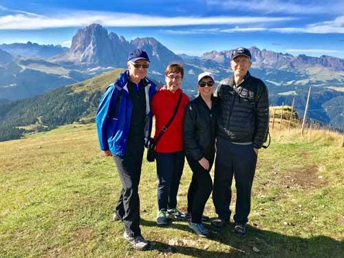 Dolomites, Italy, Tim