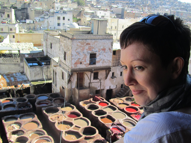 Fes, Morocco, Tracie