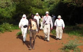 Hadzabe Bushmen, Tanzania, Tim