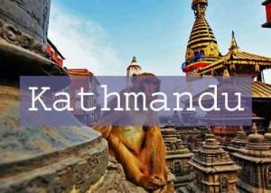 Kathmandu Title Page