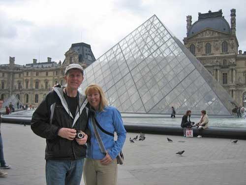 Louvre, Paris, Tim