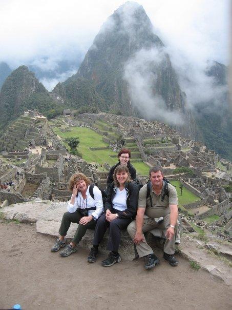 Machu Picchu, Peru, Tracie