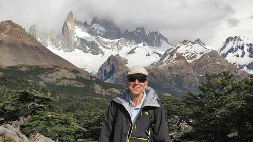 Mount Fitz Roy, El Chalten, Argentina, Tim