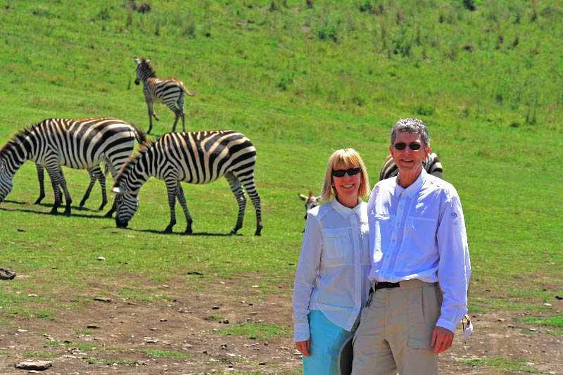 Ngorongoro Crater, Tanzania, Tim
