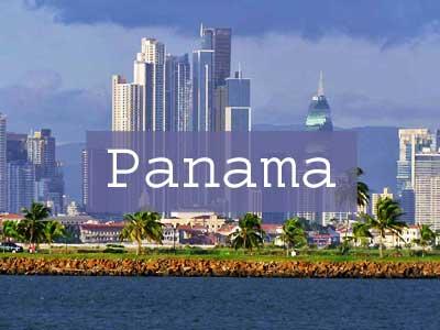 Panama Title Page
