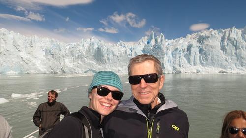Perito Moreno Glacier, Tim